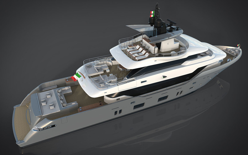 OCEANIC 120' FAST EXPEDITION